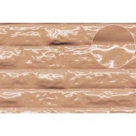 Slater's Plastikard SL415 Zelfbouwplaat gemetselde natuurstenen muur, Schaal ), kunststof