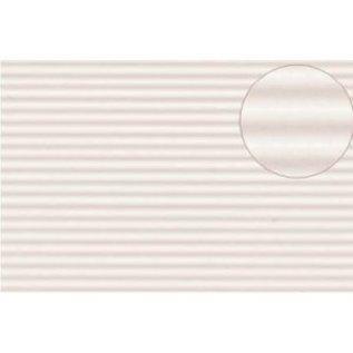 Slater's Plastikard SL436 Plasticard corrugated white gauge H0/OO, Plastic