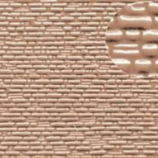 Slater's Plastikard SL435 Selbstbauplatte gemauerter Naturstein,  Spur N, Kunststoff
