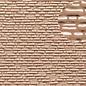 Slater's Plastikard SL435 Plasticard Brick Dressed Stone Grey N-Gauge