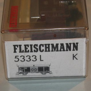 Fleischmann Fleischmann 5333 L K Slidingroof wagon CFL DC era IV (gauge HO)