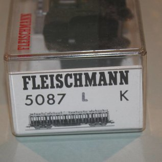 Fleischmann Fleischmann 5087LK Ex Preussisch couperijtuig 3. klasse CFL DC periode II (schaal HO)