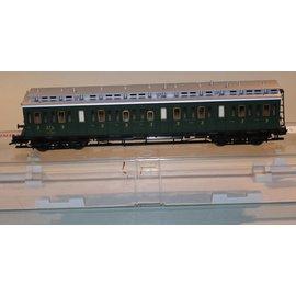 Fleischmann Fleischmann 5087LK Ex Preussischer Abteilwagen  3. Klasse CFL DC Epoche II (Spur HO)