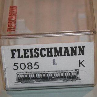 Fleischmann Fleischmann 5085LK Ex Preussisch couperijtuig 2. klasse CFL DC periode II (schaal HO)