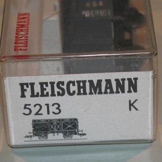 Fleischmann Fleischmann 5213K Covered hopper car CFL DC era II (gauge HO)