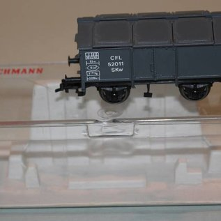 Fleischmann Fleischmann 5213K Klepdekselwagon CFL DC periode II (schaal HO)