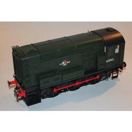 Dapol Dapol 7D-008-000 BR Diesellok Class 08 (gauge 0)