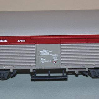Roco Roco/Modelshop Gedeckter Güterwagen  CFL DC Epoche IV-V (Spur HO)