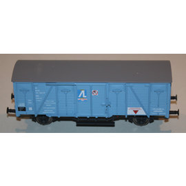 "LS Models 95 009-1 Covered freight car ""Air Liquide"" CFL DC era IV (gauge HO)"