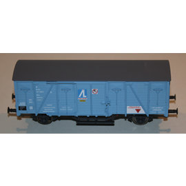 "LS Models 95 009-2 Covered freight car ""Air Liquide"" CFL DC era IV (gauge HO)"