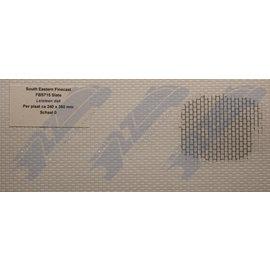 South Eastern Finecast FBS715 Builder Sheet Slate, O gauge, plastic