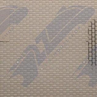 South Eastern Finecast FBS715 Zelfbouwplaat Leisteen, Schaal O, Plastic