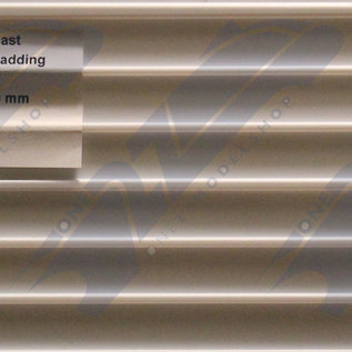 South Eastern Finecast FBS713 Builder Sheet Profile steel cladding, O gauge, plastic