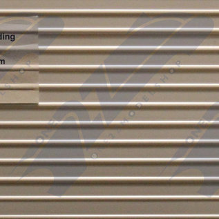 South Eastern Finecast FBS413 Selbstbauplatte Spundwände. Maßstab H0/OO aus Kunststoff