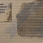 South Eastern Finecast FBS702 Selbstbauplatte Backstein Englischer Verbund. Maßstab O aus Kunststoff