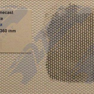 South Eastern Finecast FBS215 Selbstbauplatte Schiefer. Maßstab N aus Kunststoff