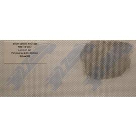 South Eastern Finecast FBS415 Zelfbouwplaat Leisteen, Schaal H0/OO, Plastic