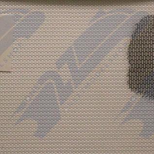 South Eastern Finecast FBS403 Zelfbouwplaat Baksteen in Vlaams verband, Schaal H0/OO, Plastic