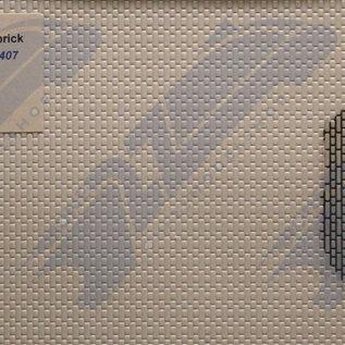 South Eastern Finecast FBS708 Selbstbauplatte Backstein Englischer Verbund Gewölbe für FBS707. Maßstab O aus Kunststoff
