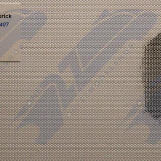 South Eastern Finecast FBS408 Selbstbauplatte Backstein Englischer Verbund Gewölbe für FBS407. Maßstab H0/OO aus Kunststoff