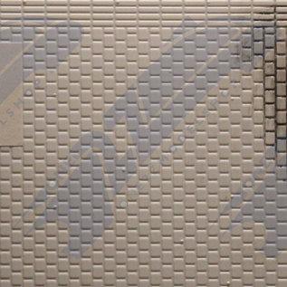 South Eastern Finecast FBS719 Selbstbauplatte Steinpflaster. Maßstab O aus Kunststoff