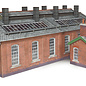 Metcalfe Metcalfe PO313 Double track engine shed (H0/OO gauge)