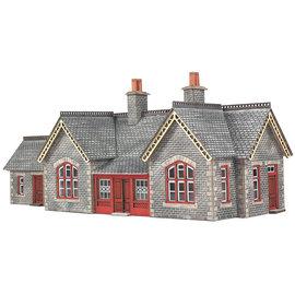 Metcalfe Metcalfe PN933 Station Settle/Carlisle (Schaal N, Karton)