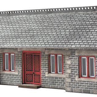 Metcalfe Metcalfe PN934 Bahnsteiggebäude Settle/Carlisle (Spur N)