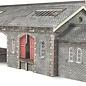 Metcalfe Metcalfe PN936 Güterhalle Settle/Carlisle (Spur N)