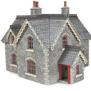 Metcalfe Metcalfe PO335 Settle/Carlisle Station masters house (Gauge H0/00)