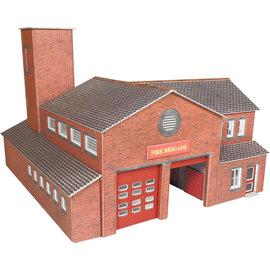 Metcalfe Metcalfe PO289 Fire Station (Gauge H0/00)