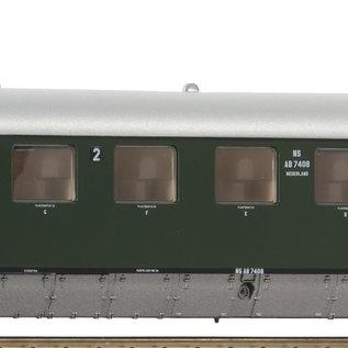 Roco Roco 74425 NS D-Zugwagen 1./2. Klasse DC Epoche III (Spur H0)