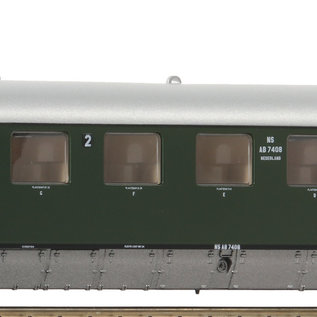 Roco Roco 74425 NS D-Zugwagen 1./2. Klasse DC periode III (schaal H0)
