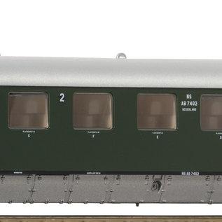 Roco Roco 74426 NS D-Zugwagen 1./2. Klasse DC periode III (schaal H0)