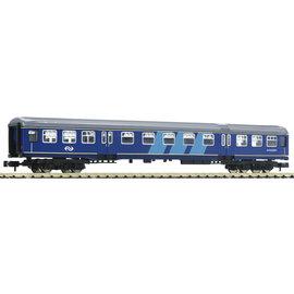 Fleischmann Fleischmann 814710 NS Reisezugwagen 2. Klasse, Bauart Plan W DC era IV (Gauge N)
