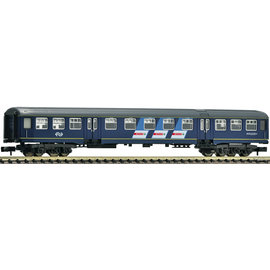 Fleischmann Fleischmann 814711 NS Reisezugwagen 2. Klasse, Bauart Plan W DC Epoche IV (Spur N)