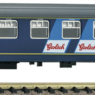 Fleischmann Fleischmann 814712 NS Reisezugwagen 2. Klasse, Bauart Plan W DC era IV (Gauge N)