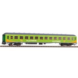Piko Piko 59673 IC Personenwagen 2. Klasse Bmz Flixtrain DC periode VI (schaal H0)