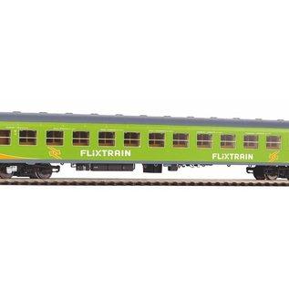 Piko Piko 59673 IC Personenwagen 2. Klasse Bmz Flixtrain DC Epoche VI (Spur H0)