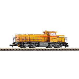 Piko Piko 40410 Diesellokomotive G 1206 Strukton DC era VI (Gauge N)