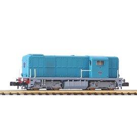 Piko Piko 40420 NS Diesellokomotive Rh 2400 DC periode III (schaal N)