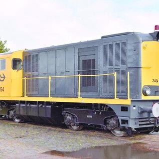 Piko Piko 40422 NS Diesellokomotive Rh 2400 DC periode IV (schaal N)