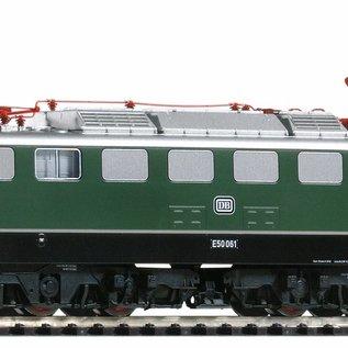 Piko Piko 51648 DB E-Lok E 50 grün DC periode III (schaal H0)