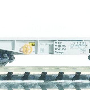 Piko Piko 96687 Schwerlastwagen Slmmps RTS DC Epoche VI (Spur H0)