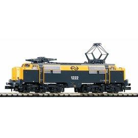 Piko Piko 40462 NS E-Lok 1222 DC periode IV (schaal N)
