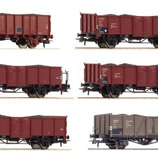 Roco Roco 75947 DB Offener Güterwagen DC periode IV (schaal H0)
