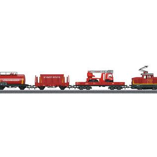 """Märklin Märklin 29752 Märklin Start up - Startpackung """"Feuerwehr"""" AC (Spur HO)"""