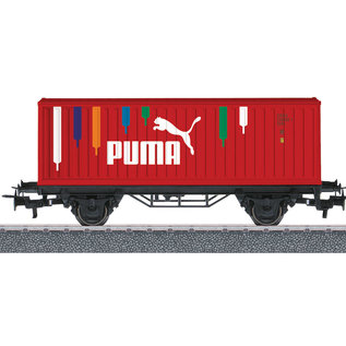 Märklin Märklin 44811 Märklin Start up - Containerwagen. AC tijdperk VI (schaal HO)