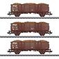 Märklin Märklin 46019 Hochbordwagen-Set AC Epoche IV (Spur HO)