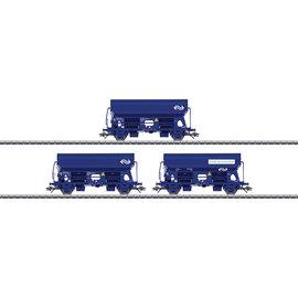 Märklin Märklin 46305 Type Tds Hopper Cars AC era V (gauge HO)